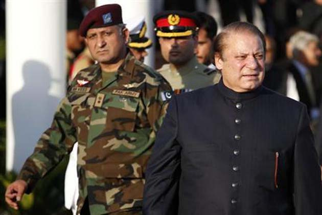 Waiting for the day Kashmir becomes part of Pakistan: Nawaz Sharif