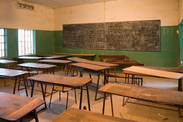 Ground reality of education in Bihar: 844 students on paper, 2 in class