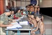 Shivraj Chouhan, Narendra Modi tattoo cost man army job?