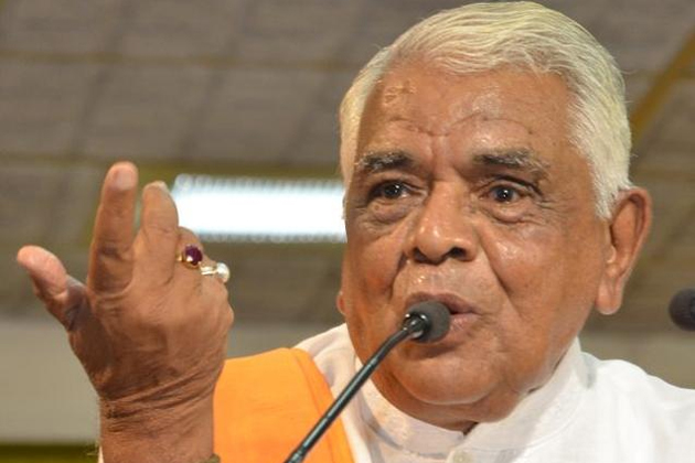 After ouster, ex-minister Babulal Gaur accuses Shivraj Singh Chouhan of indulging in extravagance