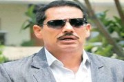 Robert Vadra gets into argument with BJP MLA Ganesh Joshi over Shaktiman's death