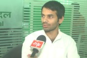 Lalu's son Tej Pratap hits back at Sushil Modi, calls his son 'impotent'