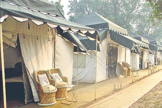 Classy 'Swiss' cottages to come up soon at Sur Sarovar bird sanctuary