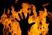 Alcoholic man sets mother ablaze for refusing money