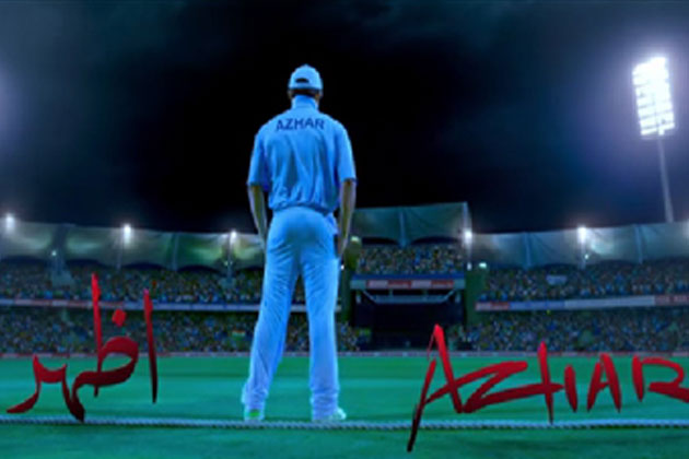 Emraan Hashmi's birthday gift to Mohammad Azharuddin: First look at biopic 'Azhar'