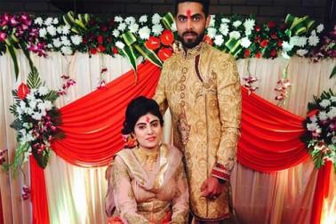 'Sir Jadeja' gets engaged to Rajkot-based engineer