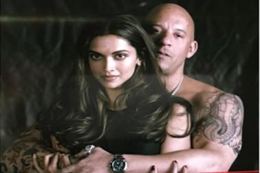 IN PICS: Deepika Padukone's xXx look, Vin Diesel shares pictures
