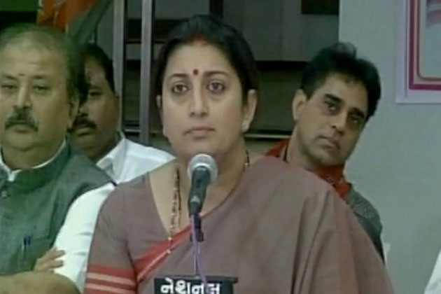 Relief for Smriti Irani as court trashes fake degree case against her