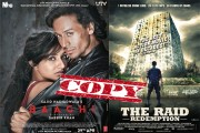 Are action sequences in Tiger Shroff's 'Baaghi' copied from this Indonesian flick?