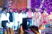 Rabri Devi's niece gets married to Mulayam Singh's grandson, Lalu skips wedding