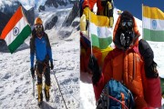 Mountaineer duo from Gwalior, Satna scale Mount Everest