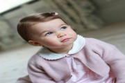 Happy Birthday Princess Charlotte! Her adorable 1 year in pictures