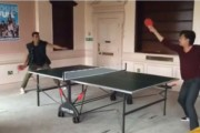 Watch Akshay and Riteish playing 'virtual' table tennis in this rib-tickling video