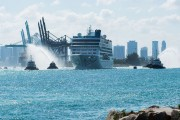 US cruise sets sail for Cuba; first voyage in decades from Miami