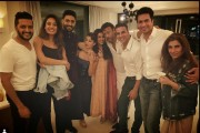 Asin plays perfect host to gatecrasher 'Housefull 3' cast