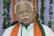 WATCH: ML Khattar forgets PV Sindhu's name, calls her 'Karnataka ki beti'