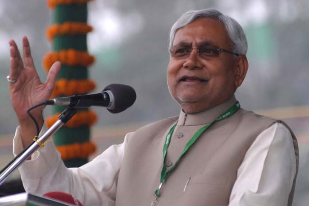 Nitish Kumar slams SP government, says women unsafe in UP
