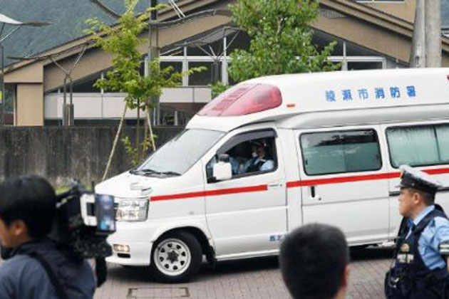 19 killed in Japan knife attack, several others left wounded