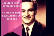 Lets pay homage to legendary singer Mukesh on his 93rd Birth Anniversary