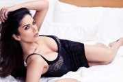 Sunny Leone will be seen playing herself in a biopic based on her life