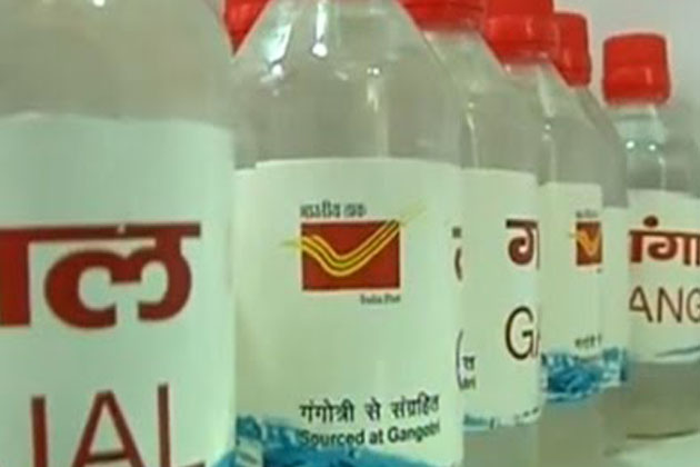 Gangajal by post: How the holy water reaches your doorstep via train