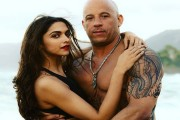 Behind the scenes: Deepika Padukone and Vin Diesel show you how they have fun on the sets