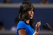 Ten best quotes from Michelle Obama's DNC speech