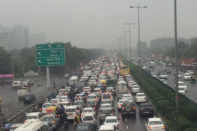 Gurgaon traffic chaos: Deputy Commissioner imposes Sec 144