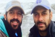 Kabir Khan starts shooting for Salman Khan starrer Tubelight