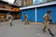 Gwalior made chilli-filled grenades to replace pellet guns in Kashmir