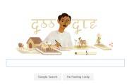 Google pays tribute to Munshi Premchand with a doddle on his 136th birthday