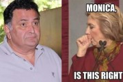 Rishi Kapoor gets trolled for sexist Hillary Clinton tweet, follows it up with more abuse
