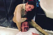 PICS: Maanayata throws a party on husband Sanjay Dutt's 57th birthday