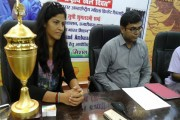 Cricketer Shubhlakshmi Sharma made Clean India brand ambassador from Hazaribagh