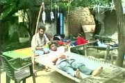 Hospitals lack facilities, doctors forced to treat villagers of Kundarki out in the open