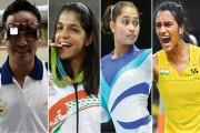 Sindhu, Sakshi, Dipa, Jitu to get Rajiv Gandhi Khel Ratna Award