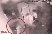 Caught on CCTV: Shopkeeper shot dead in Faridabad