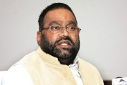 By election time, Mayawati would be left alone, says Swami Prasad Maurya