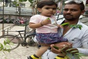 This toddler survives on neem leaves, bitter gourd; parents perplexed