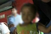 VIDEO: 2-year-old rescued from 'abusive' parents