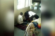 In government hospital, tantrik 'cures' woman; physically abuses her