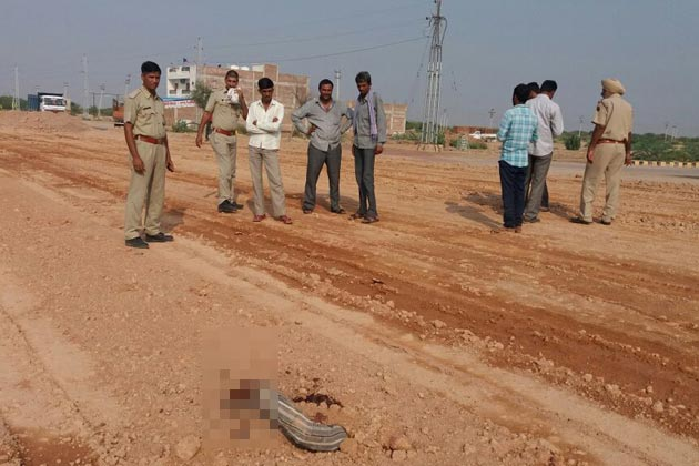 Road built over body, police yet to unearth 'murder' mystery