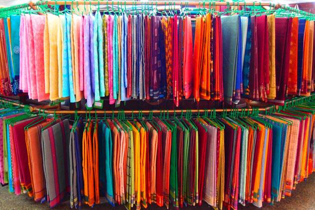 kosa weavers pics chhattisgarh