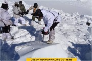 Siachen Avalanche: Rare photos of Army's search and rescue operation