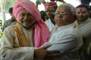 IN PICS: Across party lines, politicians celebrate Holi in Bihar