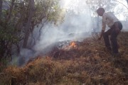 Forest fires rage in Uttarakhand, 6 die since February