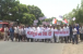 Not paid since four months, Gammon India workers march in protest on May Day