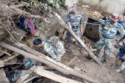 SDRF, NDRF, ITBP, BSF, army carry out joint rescue operation in Chamoli,...