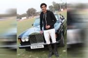 Rajasthan's youngest King Kumar Padmanabh Singh marks 18th birthday in...