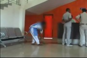 Image result for school student sweep in police station of raipur